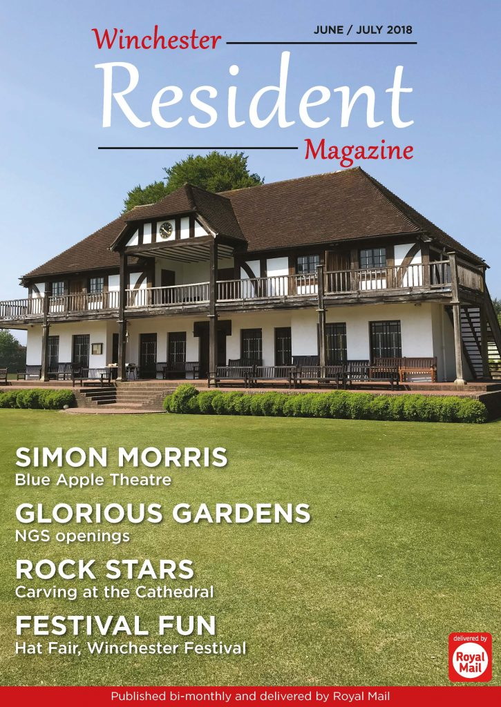 COVER RESIDENT JUNE JULY 18