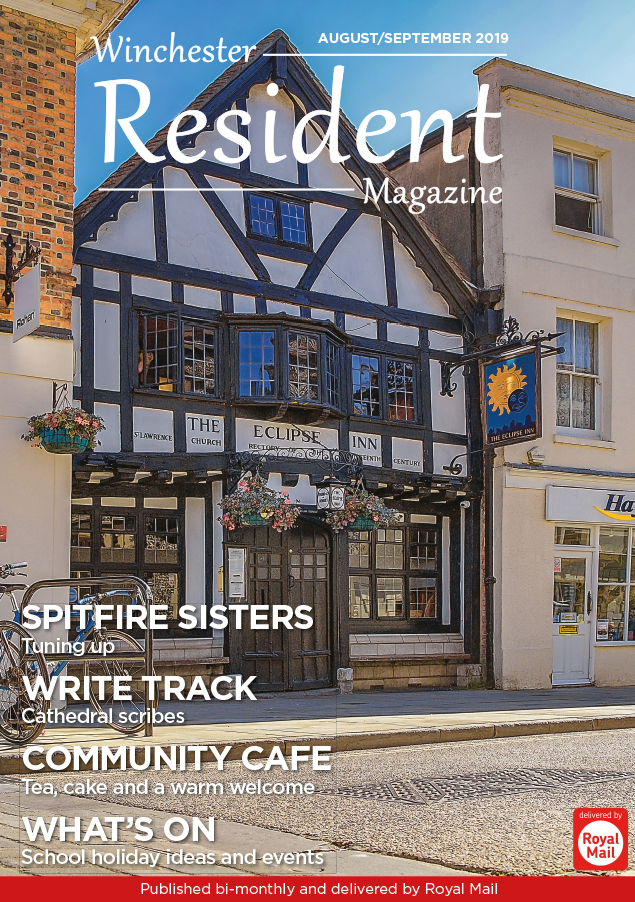 WINCHESTER RESIDENT Auf-Sept19 Cover